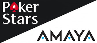 Amaya and Poker Stars logo