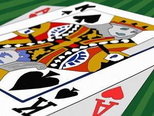 Blackjack winnings